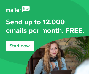 send free emails from mailerlite